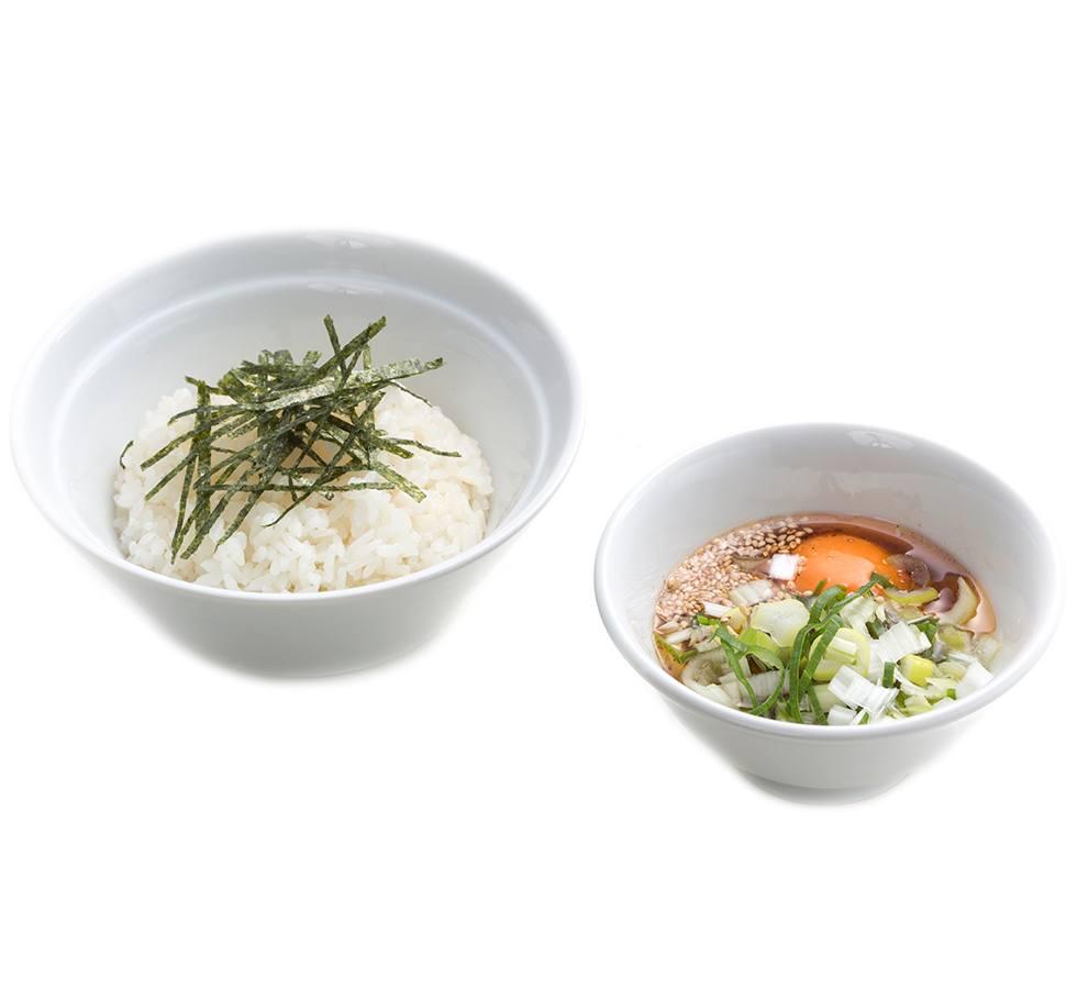 最強TKG(卵かけご飯)